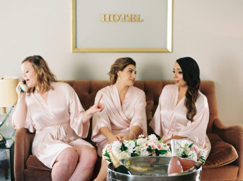 Must have bridesmaid wedding day photo
