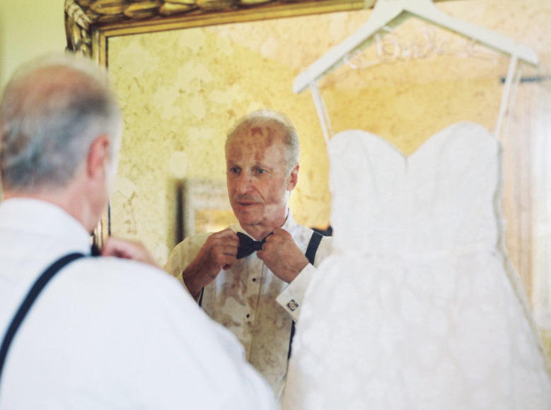 father of the bride photo by Matoli Keely Photography