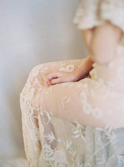 Fine art bridal Portrait photography details