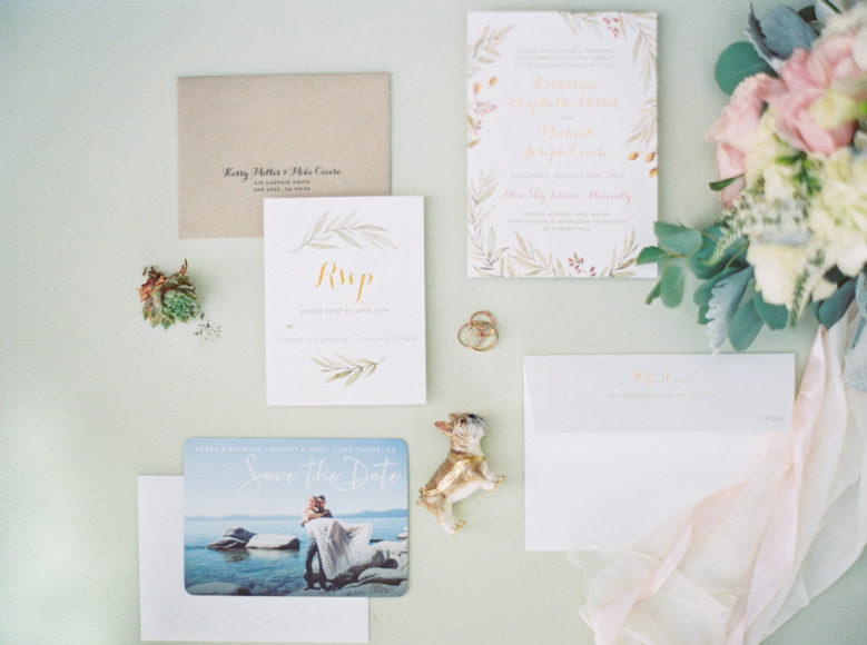 wedding invitation inspiration photo by Matoli Keely Photography