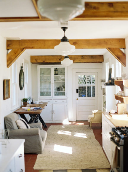 country kitchen living photo by Matoli Keely Photography